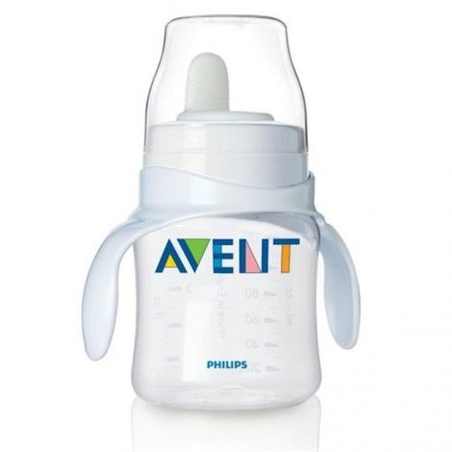 Тренировочный набор от 4 мес., серия Natural (Avent, Natural line) avent бутылочка для кормления 125 мл