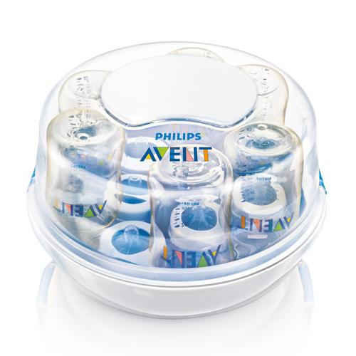 Avent Стерилизатор бутылочек для СВЧпечей, SCF281/02 (Стерилизаторы)