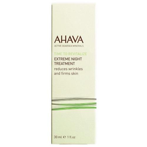Радикально восстанавливающий ночной крем 30 мл (Ahava, Time to revitalize) ночной крем для лица ahava time to hydrate 50 мл восстанавливающий для нормальной и сухой кожи