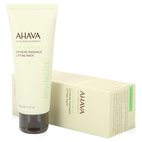 Маска extreme для подтяжки кожи лица с эффектом сияния 75 мл (Ahava, Time to revitalize) цена