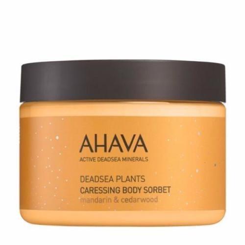 Нежный крем для тела мандарин и кедра 350 мл (Ahava, Deadsea plants)
