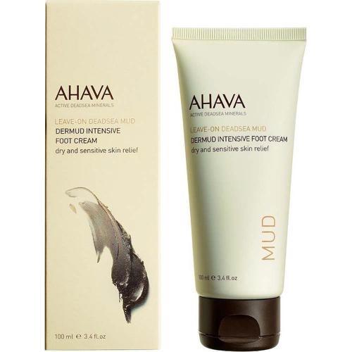 Ahava Активный крем для ног dermud 100 мл (Ahava, Deadsea mud) питательный крем для тела ahava deadsea mud dermud 200 мл