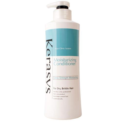 Hair Clinic Moisturizing Кондиционер увлажняющий для волос 600 мл (Kerasys) кондиционер kerasys для волос оздоравливающий 600 мл