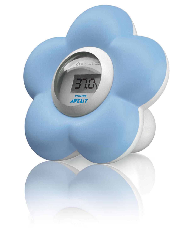 Цифровой термометр для воды и воздуха