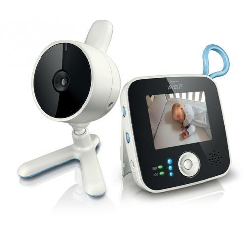 Устройство для присмотра за детьми (видеоняня) SCD61000 85190 (Avent, Радио и Видеоняни)