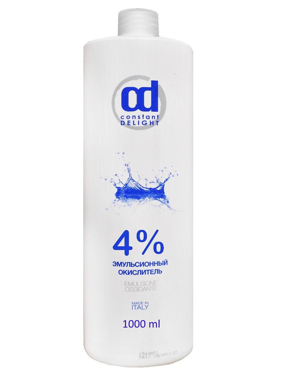 Constant Delight Эмульсионный окислитель 4% 1000 мл (Constant Delight, Окрашивание)