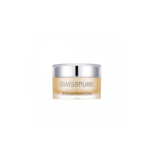 Защитный увлажняющий крем 50 мл (Swisspure, Для лица) крема для сухой кожи