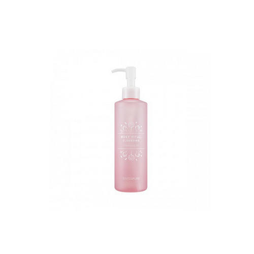Очищающее масло с экстрактами альпийских розовых цветов 250 мл (Swisspure, Для лица) очищающая пенка c дозатором с экстрактами альпийских трав 250 мл swisspure для лица