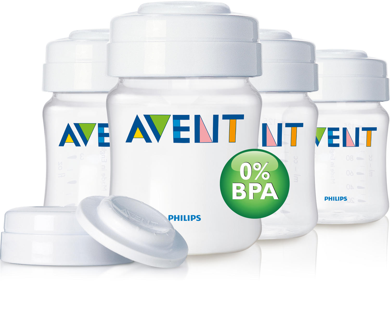 Контейнеры для хранения грудного молока 4х125мл (Avent, Бутылочки для кормления Стандарт) контейнеры для хранения грудного молока 4х125мл avent бутылочки для кормления стандарт