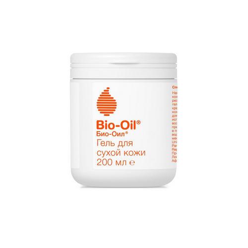 Bio-Oil Гель для сухой кожи, 200 мл (Bio-Oil, ) гель для тела bio oil для сухой кожи 100 мл