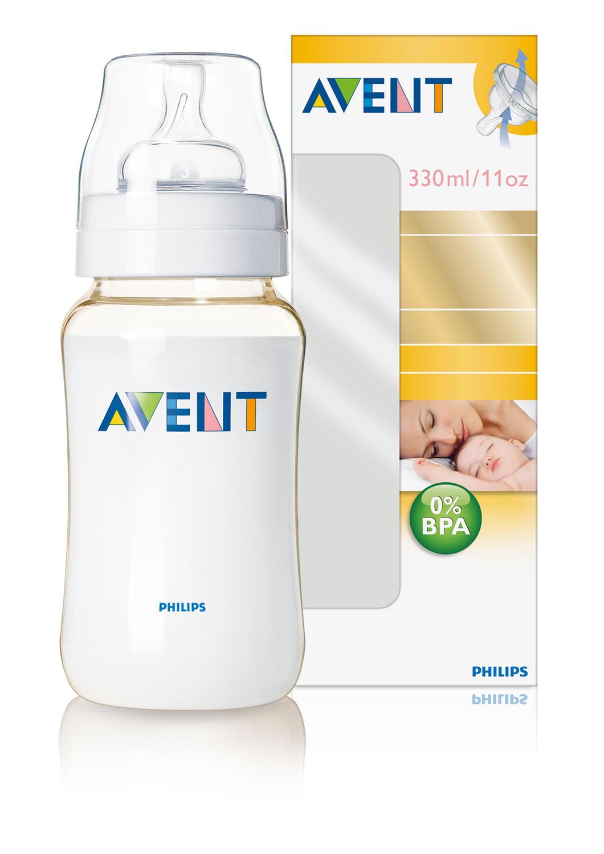 Износостойкая бутылочка для кормления младенцев 330 мл Avent Philips (Avent, Бутылочки для кормления Премиум) avent бутылочка для кормления 125 мл