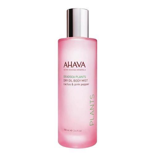 Ahava Сухое масло для тела кактус и розовый перец 100 мл (Ahava, Deadsea plants)