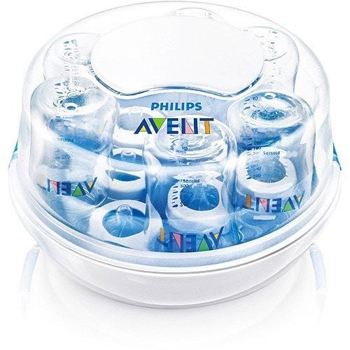 подогреватели и стерилизаторы Стерилизатор бутылочек для СВЧ печей (Avent, Стерилизаторы)