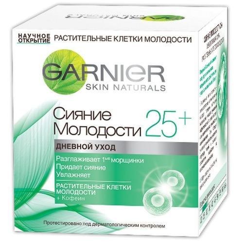 Крем дневной Клетки молодости Сияние Молодости 25 50мл (Garnier, Клетки молодости)