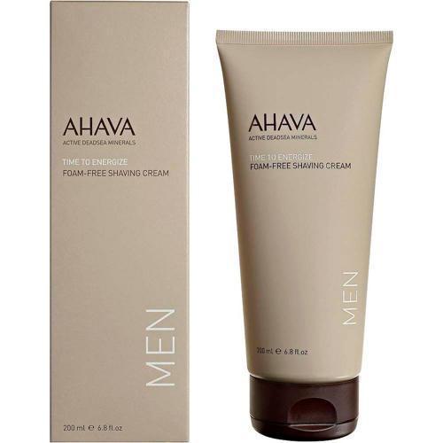 Фото - Крем для бритья без пены 200 мл (Ahava, Men energize) крем для бритья без пены 200 мл ahava men energize