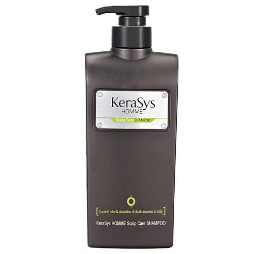 Шампунь лечения кожи головы для мужчин 550 мл (Kerasys, Homme) kerasys керасис кондиционер для лечения нормальной и сухой кожи головы 400 мл