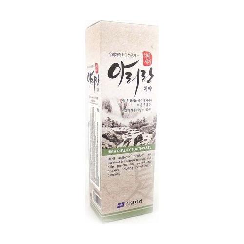 Hanil Зубная паста от зубного налёта 'Arirang Remove Plaque' 150 гр (Hanil, Уход за полостью рта/)