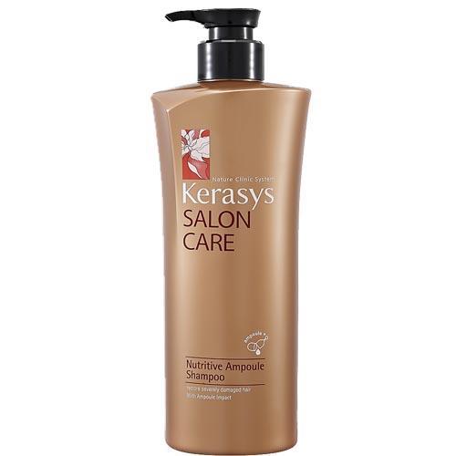 Kerasys Шампунь для волос питание 600 мл (Kerasys, Salon Care) kerasys salon care питание маска для волос