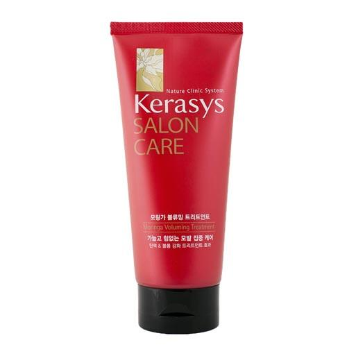 Маска для вьющихся волос, объем 200 мл (Kerasys, Salon Care) питательная маска для волос kerasys salon care moringa texturizer treatment