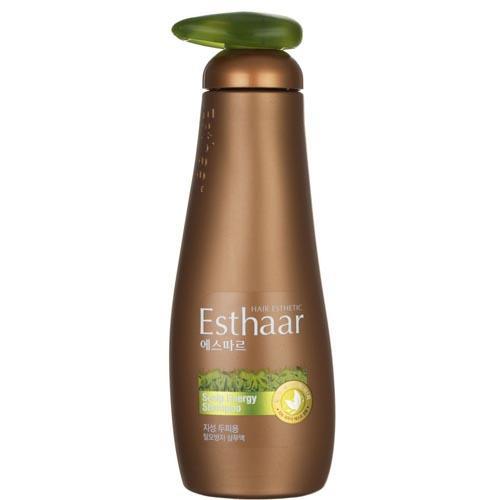 Шампунь контроль над потерей волос для жирной кожи головы 400 мл (Kerasys, Hair Care Esthaar) kerasys esthaar scalp energy shampoo шампунь контроль над потерей волос для нормальной и сухой кожи головы 400 мл