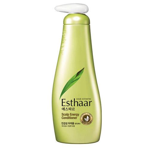 Esthaar Кондиционер контроль над потерей волос 500 мл (Kerasys, Hair Care Esthaar) kerasys esthaar scalp energy shampoo шампунь контроль над потерей волос для нормальной и сухой кожи головы 400 мл