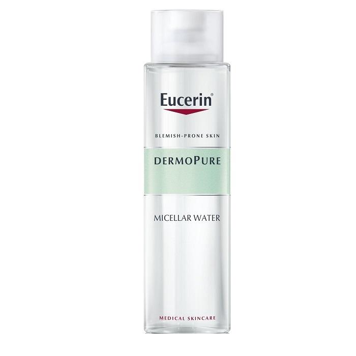 Eucerin Мицеллярная вода 400 мл (Eucerin, DermoPURE)
