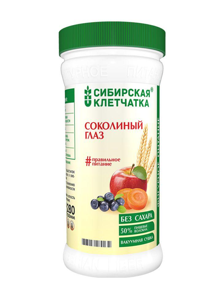 Сибирская клетчатка «Соколиный глаз», 280 гр (Сибирская клетчатка)