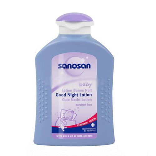 Sanosan Молочко увлажняющее перед сном 200 мл (Baby Перед сном)