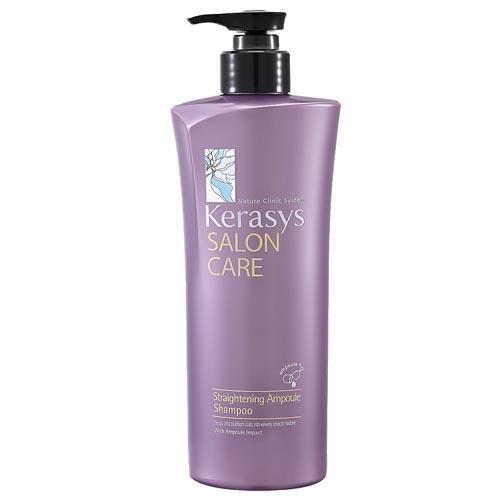 Шампунь для волос гладкость и блеск 600 мл (Kerasys, Salon Care) недорого