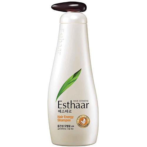 Шампунь Энергия для для нормальных и сухих волос 500 мл (Kerasys, Hair Care Esthaar) esthaar шампунь купить