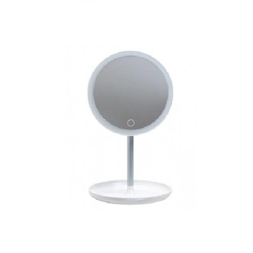 Купить Gezatone Зеркало косметологическое с подсветкой на подставке 1шт (Gezatone, Косметические зеркала), Франция