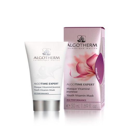 Омолаживающая витаминная маска 50 мл (Algotherm, AlgoTime Expert) косметика algotherm