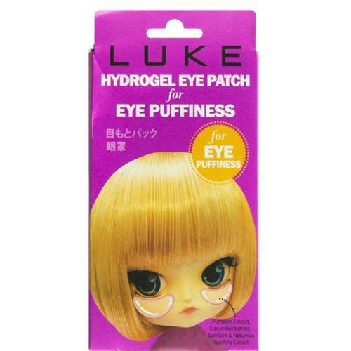 Купить 4Skin Гидрогелевые патчи для кожи вокруг глаз LUKE от припухлостей, с экстрактами огурца и бамбука, 5 пар (4Skin, Luke), Южная Корея