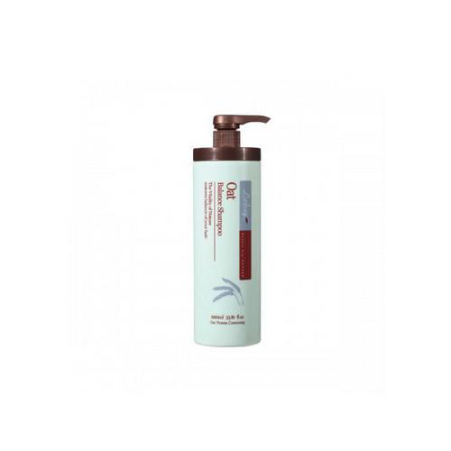 Восстанавливающий шампунь с экстрактом овса 1000 мл (JPS, Для волос)