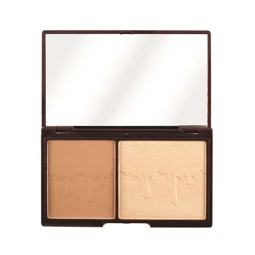 Палетка I Heart Makeup Bronze and Glow (Makeup Revolution, Лицо) цены онлайн