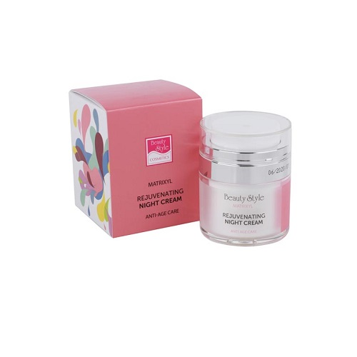 Купить Beauty Style Ночной крем с матриксилом с омолаживающим эффектом 30 мл (Beauty Style, Матриксил), США