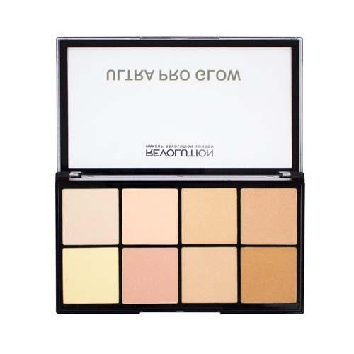 Хайлайтер Ultra Pro Glow (Makeup Revolution, Лицо) геймпад bigben interactive nacon revolution pro 2