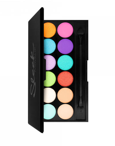 заказать Sleek Makeup Слик Мейкап Тени для век в палетке Eyeshadow Palette I-Divine 12 тонов (Глаза)