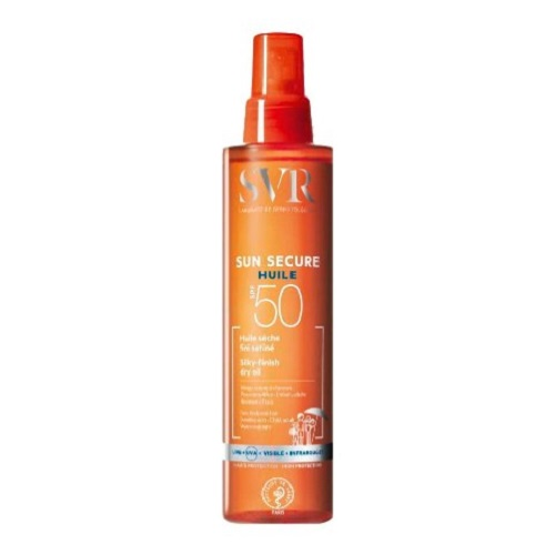 SVR Сухое масло SPF50 200 мл (SVR, Sun Secure)