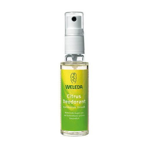 Цитрусовый дезодорант 30 мл (Weleda, Цитрусовая линия) weleda цитрусовый дезодорант weleda citrus deodorant 9706 30 мл