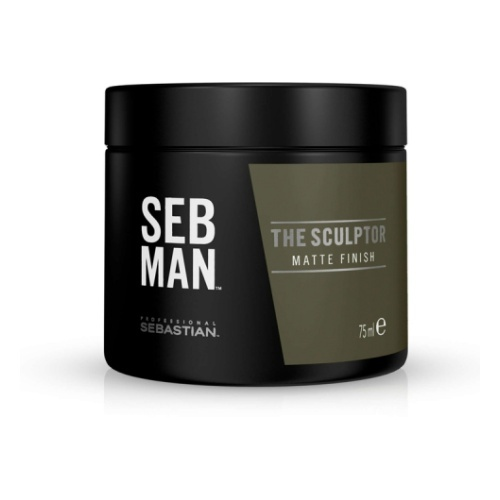 Sebman Минеральная глина для укладки волос 75 мл (Sebman, Для волос) глина для укладки волос сильной фиксации с матовым эффектом 100мл
