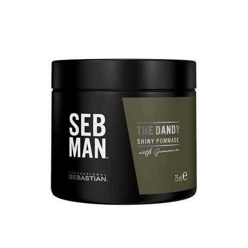 Sebman Крем-воск для укладки волос легкой фиксации 75 мл (Sebman, Для волос)