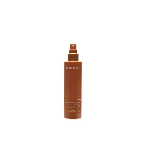 Солнцезащитный спрей для чувствительной кожи SPF 50 150 мл (Academie, Bronzecran)