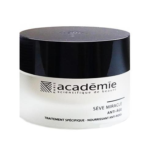 Питательный крем Седьмое чудо, 50 мл (Academie, Academie Visage увядающая кожа) нормализующий крем 50 мл academie academie visage жирная кожа