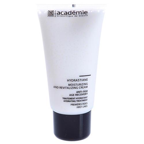 Увлажняющий восстанавливающий крем Hydrastiane, 50 мл (Academie, Academie Visage увядающая кожа) нормализующий крем 50 мл academie academie visage жирная кожа