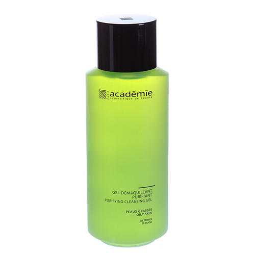 Очищающий гель, 250 мл (Academie, Academie Visage жирная кожа) нормализующий крем 50 мл academie academie visage жирная кожа