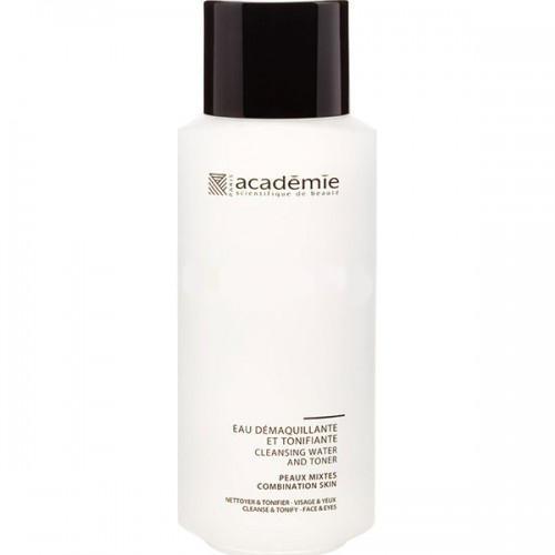 Универсальное очищающее средство для лица и глаз, 250 мл (Academie, Academie Visage нормальная кожа)