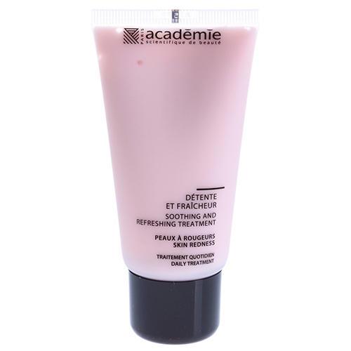 Освежающий дневной крем, 50 мл (Academie, Academie Visage чувствительная кожа) цены