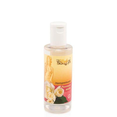 Натуральная розовая вода для лица, 200 мл (Aasha, Уход за лицом)
