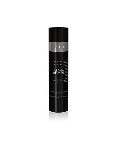 Купить Estel Шампунь для волос от перхоти Alpha homme, 250 мл (Estel, Alpha homme), Россия